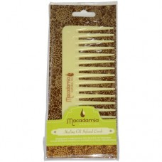 Macadamia Natural Oil Infused Comb