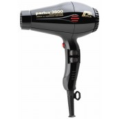 Parlux 3800 Ceramic + Ionic Hair Dryer Black