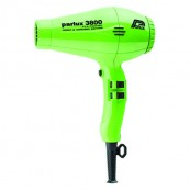 Parlux 3800 Ceramic + Ionic Hair Dryer Bright Green